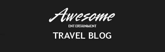Awesome Entertainment Travel Blog Logo